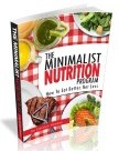 the minimalist nutrition program cover tiny